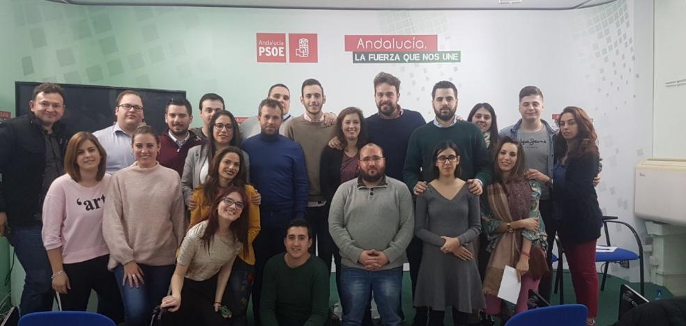 Fernando Luque, nuevo secretario de Juventudes Socialistas de la capital
