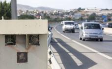 Estos son los ocho radares que más multaron este año en Granada