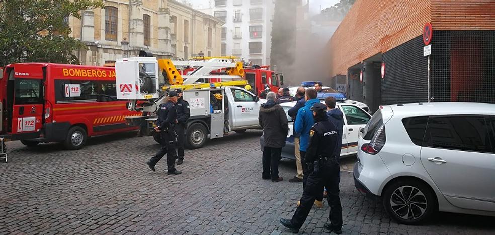 Desalojan el mercado de San Francisco por un incendio