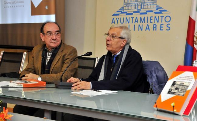Jorge Andújar analiza la historia de Linares desde 1876 a través de sus calles