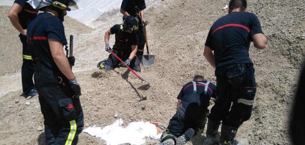 La provincia se sitúa a la cabeza de Andalucía en muertes en el trabajo