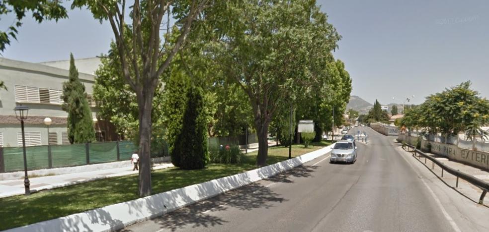Heridas cuatro personas en un accidente en Maracena