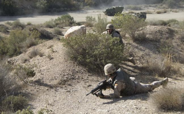 Más de 270 jóvenes quieren ingresar en las Fuerzas Armadas