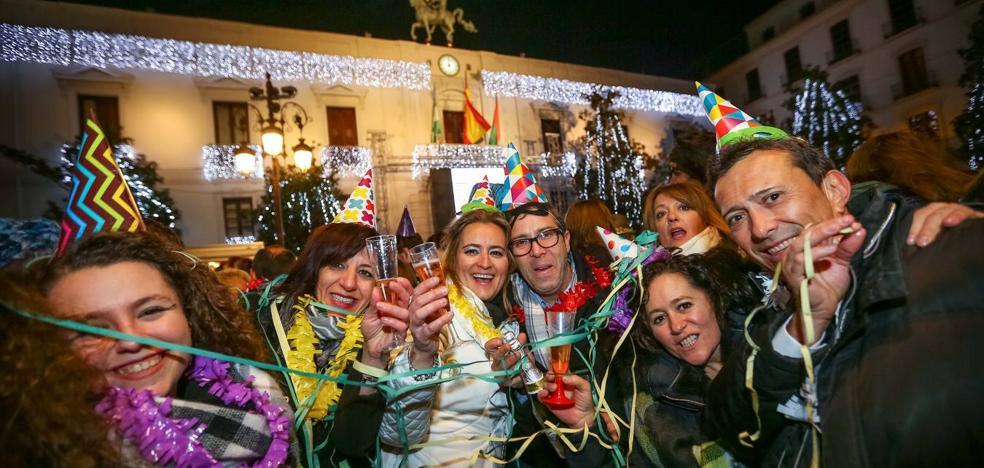 El de la plaza del Carmen es el único 'macrocotillón' autorizado en Nochevieja