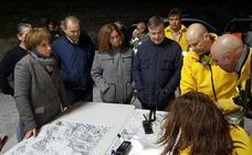 Desactivado el nivel 1 del Plan Infoca por el incendio forestal en Vélez de Benaudalla