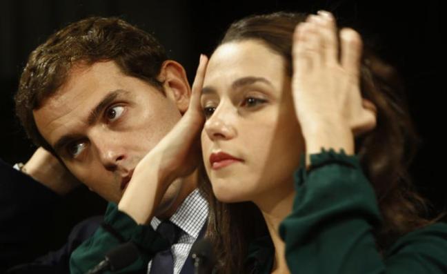 Arrimadas considera «clave» presidir el Parlamento catalán