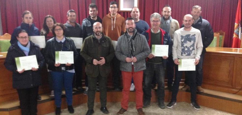 Más de 550 personas participan este año en la formación para desempleados que impulsa la Diputación de Jaén