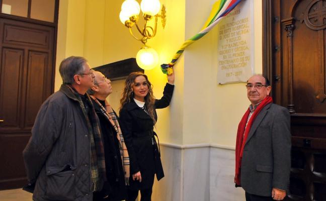Culminan los actos del centenario del Hospital de los Marqueses de Linares