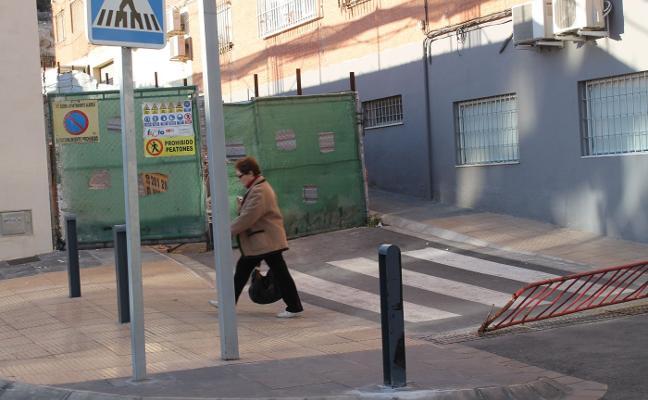 El Consistorio lleva «dos meses» esperando el 'ok' de la Junta para poder abrir la calle Pósito