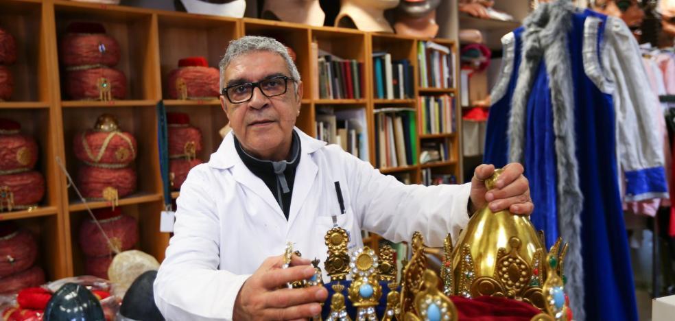 «Me gustaría que, para el nuevo año, los Reyes Magos estrenaran coronas»