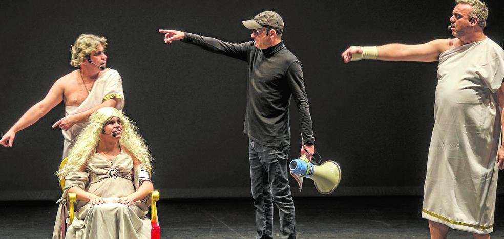 Kikín, Calavera, Céspedes y Alvarito despiden el año con su peculiar humor