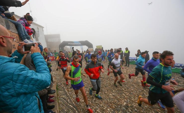 Las imágenes de la carrera