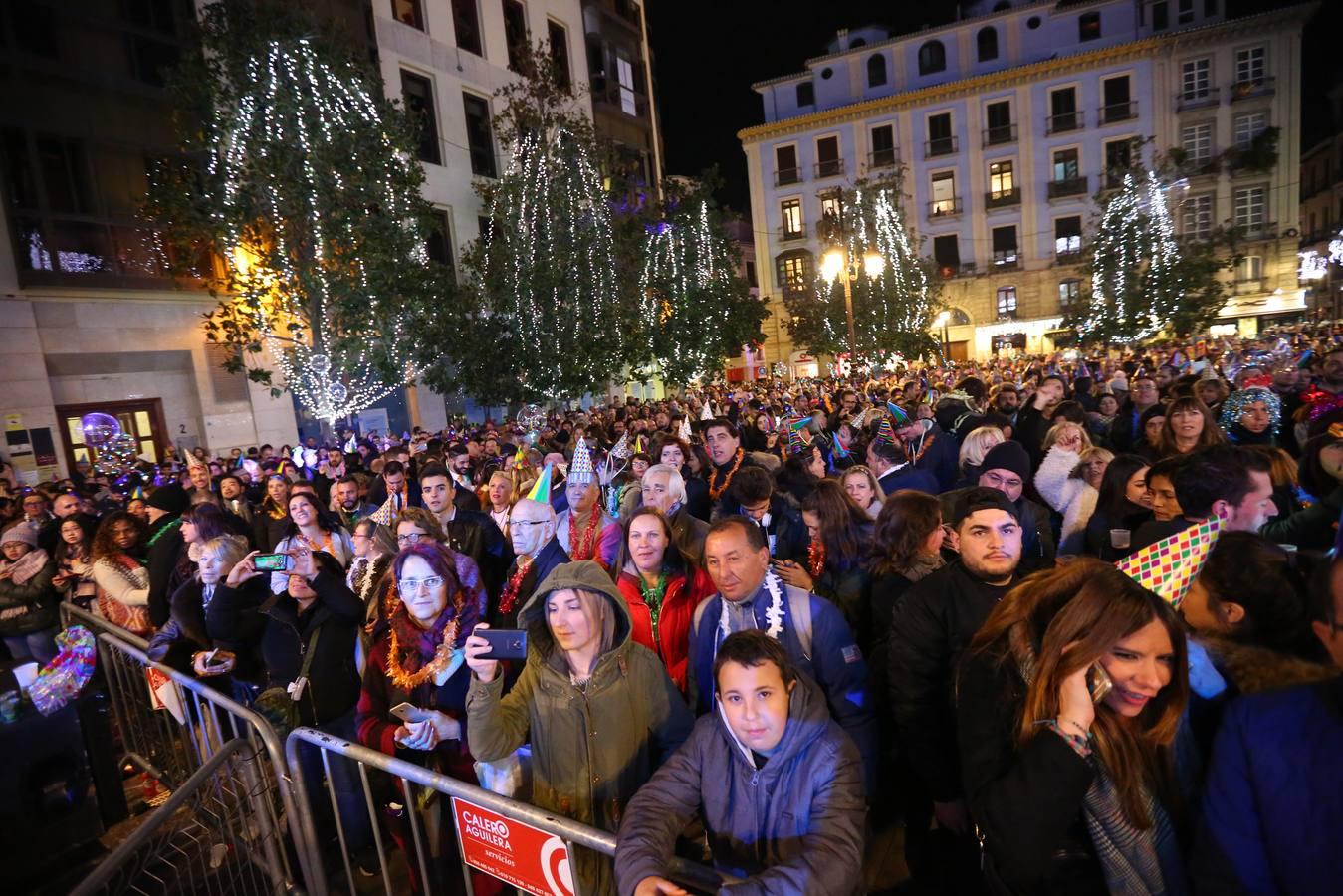Encuéntrate en la celebración de la Nochevieja en Granada
