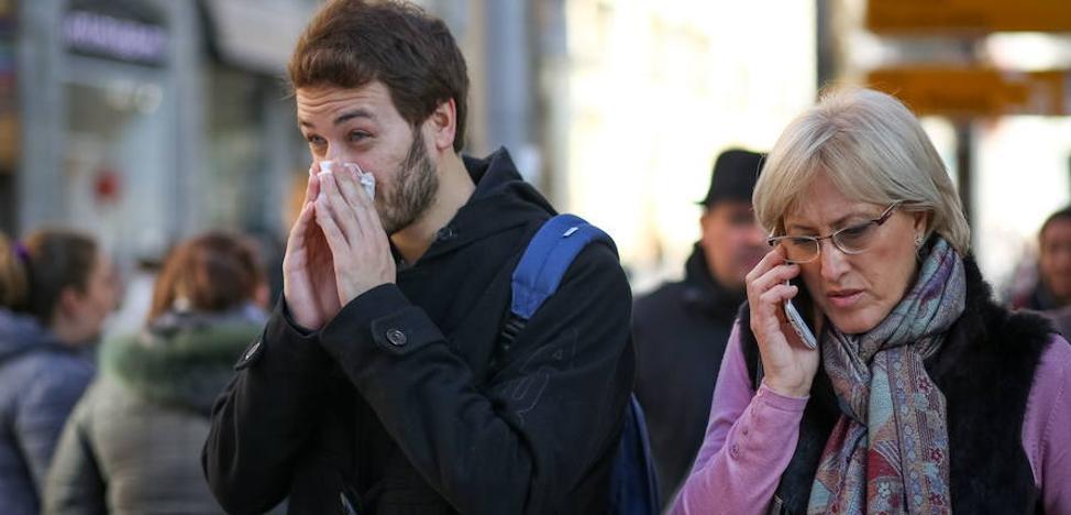 La epidemia de la gripe se adelanta dos semanas y ya se prevén más casos que en la pasada temporada
