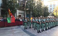 Granada celebra el Día de la Toma