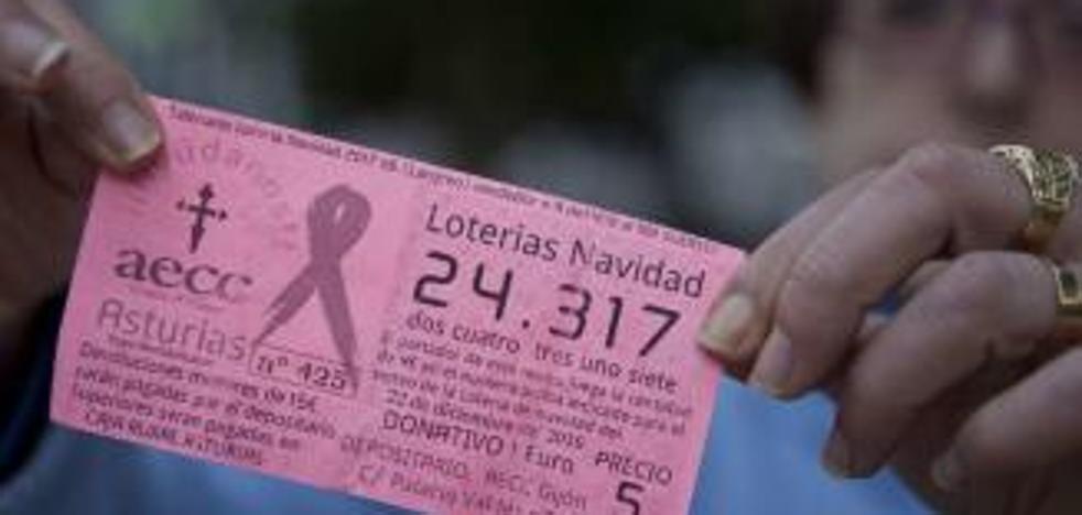 Alertan contra la estafa de lotería solidaria desvelada por la Asociación contra el Cáncer