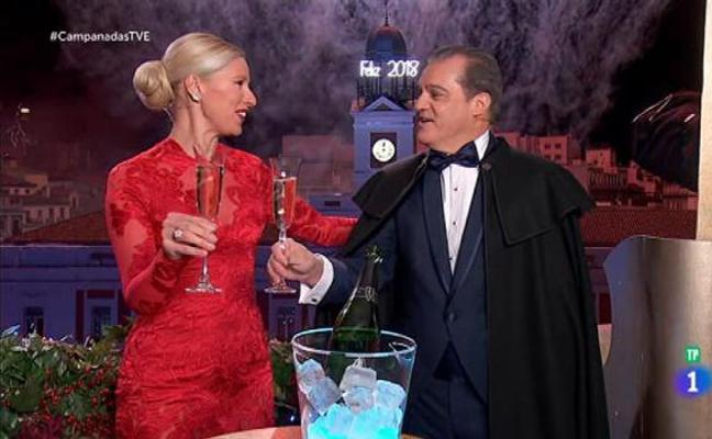 El regreso de las Campanadas de TVE que todo el mundo vio
