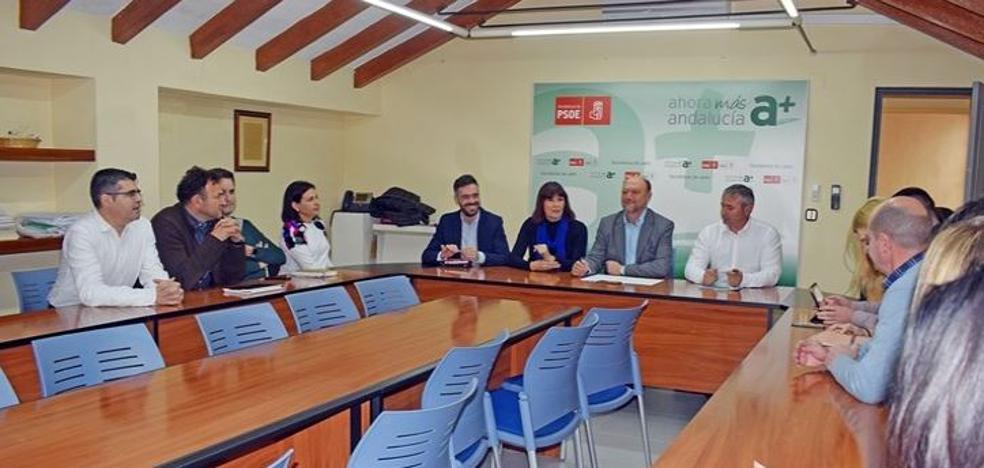 """El PSOE critica una """"nueva vuelta de tuerca del PP"""" para """"saquear y perseguir"""" a los agricultores de Jaén"""