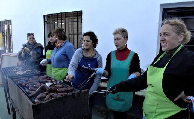 Restábal despide el año celebrando sus fiestas patronales