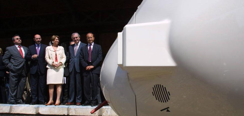 La Mesa del Ferrocarril denuncia que el tren Almería-Sevilla tarda 53 minutos más que en 2003