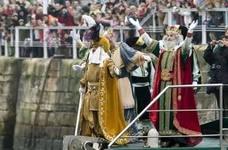 Recorrido, horario y ver en directo la Cabalgata de Reyes en Gijón