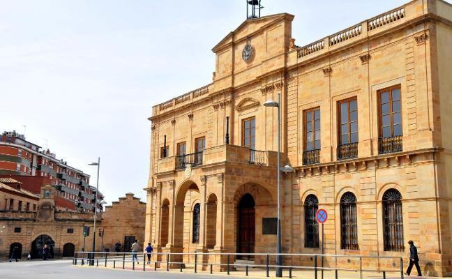 24 empresas concurren para culminar las obras del Ayuntamiento