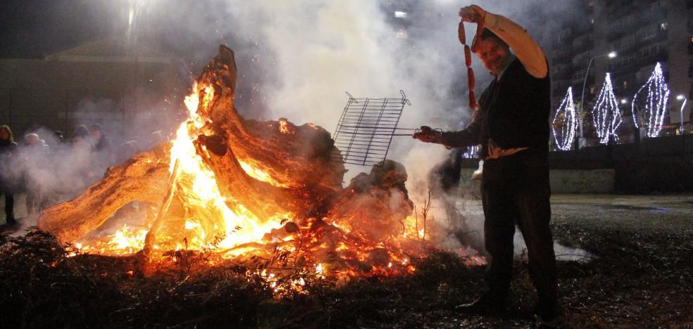 OCO pide organizar las lumbres el día 16, de lo contrario no encenderán hogueras