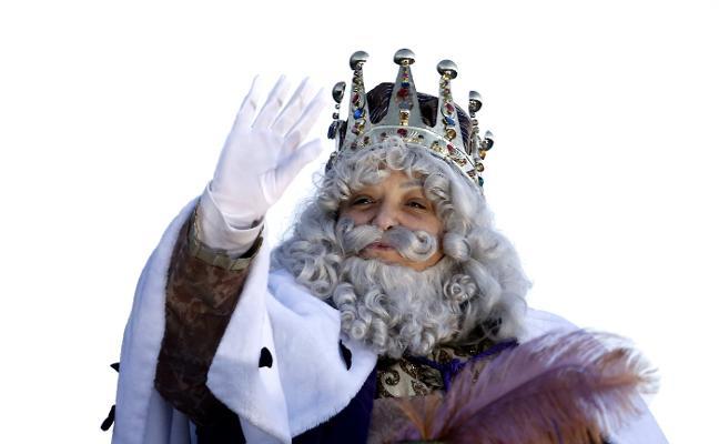 Los políticos 'se infiltran' en la Cabalgata de Reyes