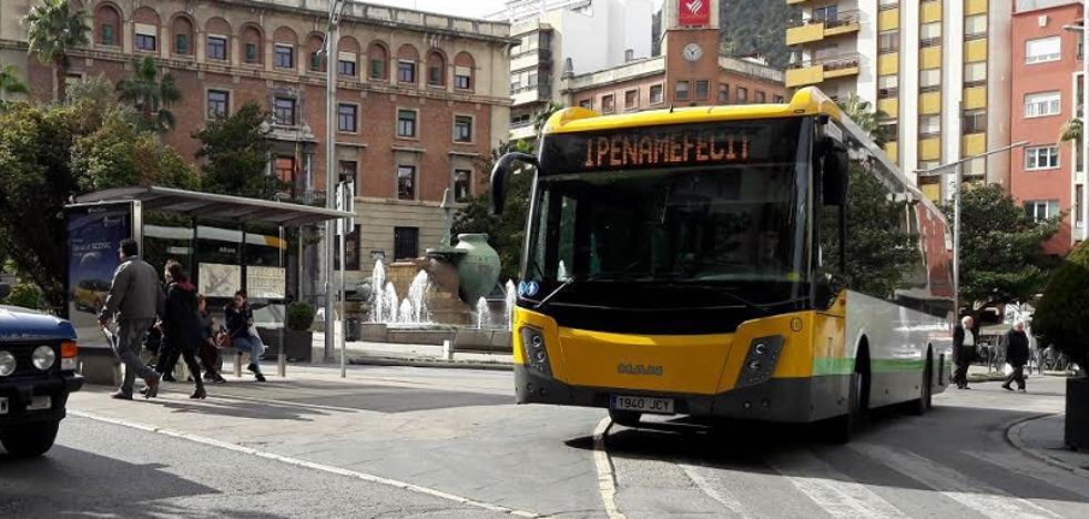 Cambios en los autobuses de Jaén por la Cabalgata de los Reyes Magos