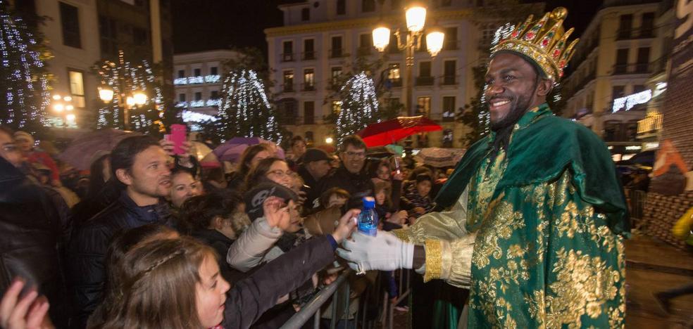 Cambio importante en la probabilidad de lluvia para la Cabalgata de Reyes en Granada