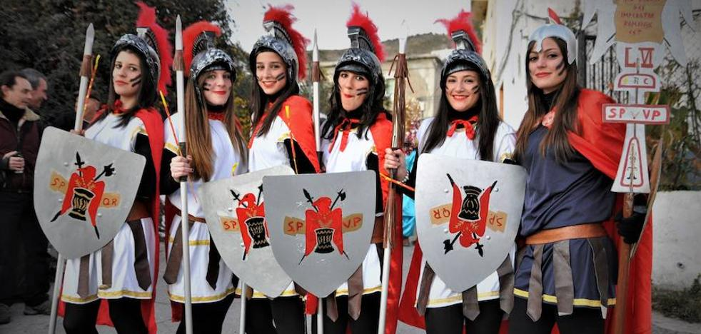Cádiar celebra desde 1945 una original Cabalgata de Reyes Magos