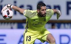 Kiko Casilla busca opciones tras el acuerdo con Kepa