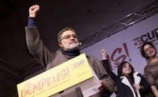 La CUP quiere entrar en el Govern y reivindica la unilateralidad si no hay diálogo