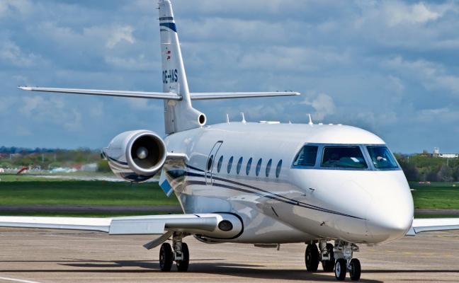 El precio del avión que acaba de comprarse Antonio Banderas