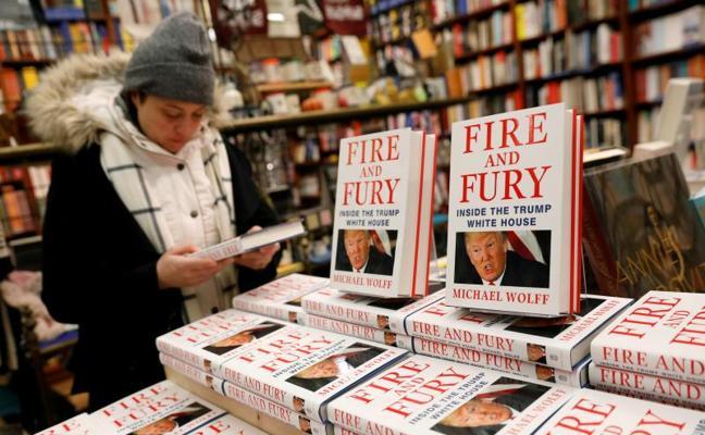 'Fuego y Furia', el azote de la Casa Blanca que emula a Harry Potter