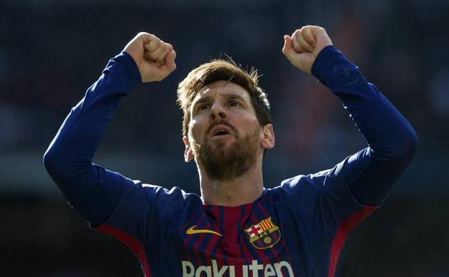Messi impuso una cláusula en caso de independencia de Cataluña
