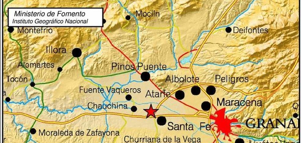 Un leve terremoto remueve Santa Fe esta madrugada