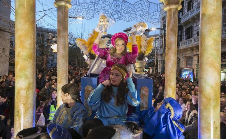 """Los Magos de Oriente: """"Granada es la ciudad más maravillosa"""""""