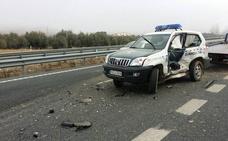 El kamikaze de Granada que embistió a la Guardia Civil y fue noticia en toda España