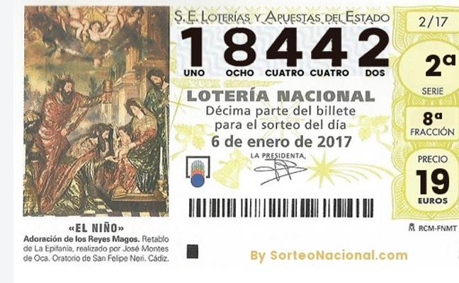 Sorteo de Lotería del Niño: el 18442 es el segundo premio y ha caído en Cádiar (Granada), Carboneras, Martos, Burgos, Cádiz...