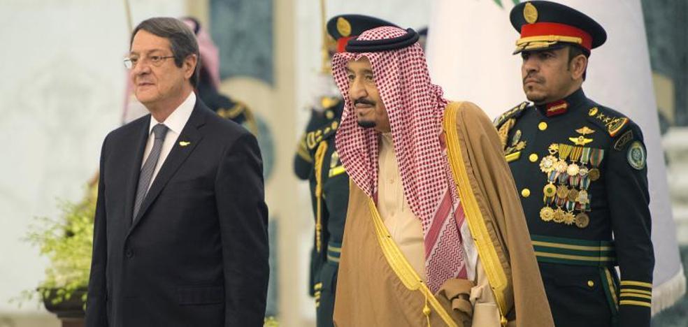 La monarquía saudí detiene a once príncipes por protestar contra la austeridad