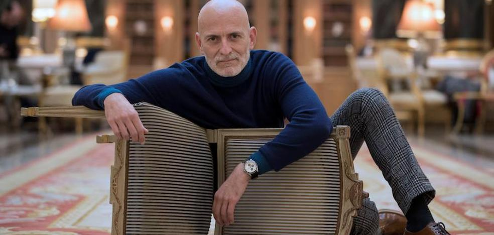 Alejandro Palomas: «Quiero mostrar lo mejor del alma humana»