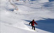 Sierra Nevada cierra la Navidad con un aumento de la superficie esquiable