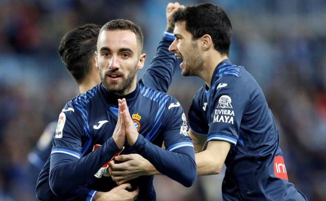 Darder deja al Málaga y a Michel contra las cuerdas
