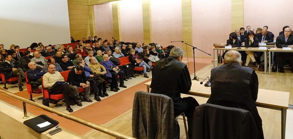 La sentencia del caso Alhambra tampoco se hará pública hoy