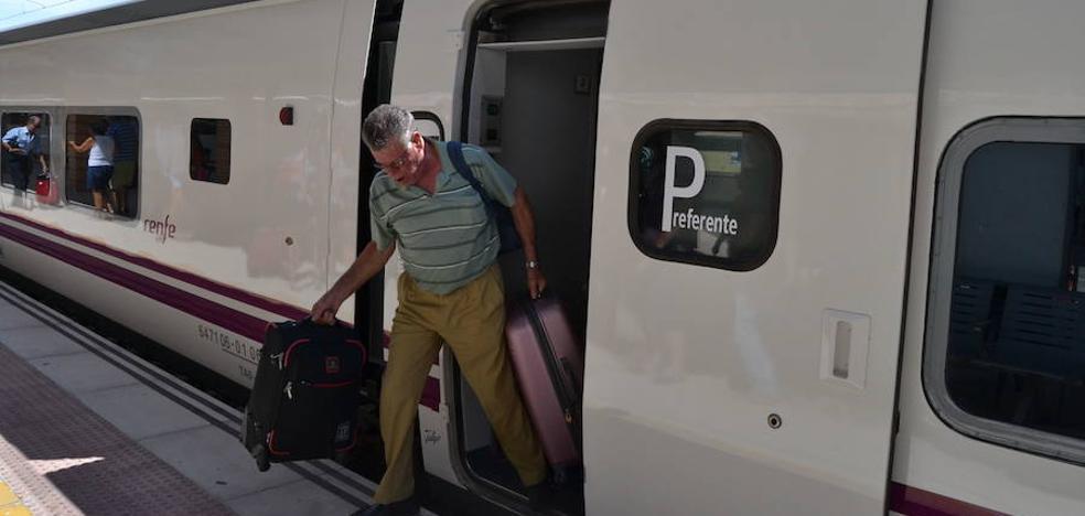 Renfe en rebajas: Almería-Madrid por 14 euros