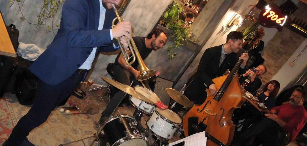 Alberto Martín Trío visita el Lemon Jazz para empezar el curso