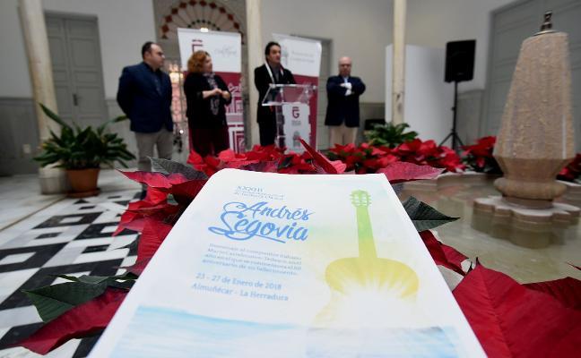 El Certamen de Guitarra Clásica 'Andrés Segovia' rendirá homenaje a Castelnuovo