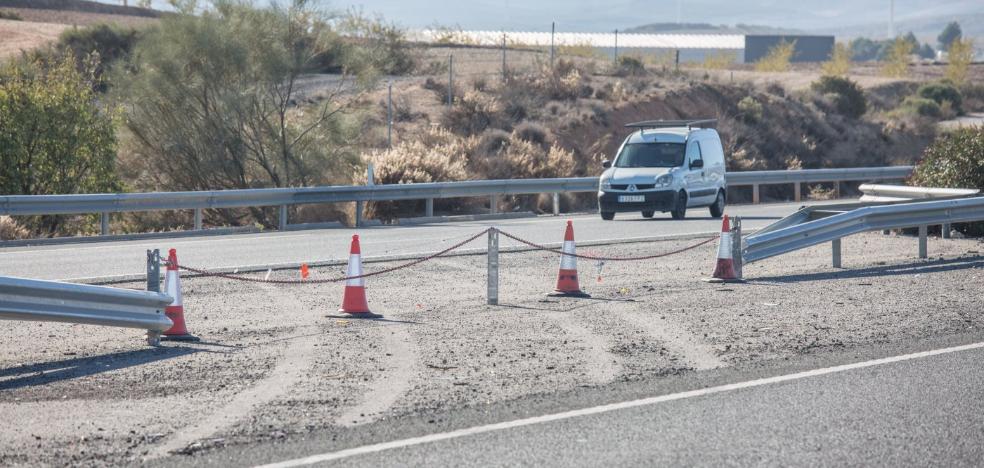 El invierno 'agujerea' la seguridad vial