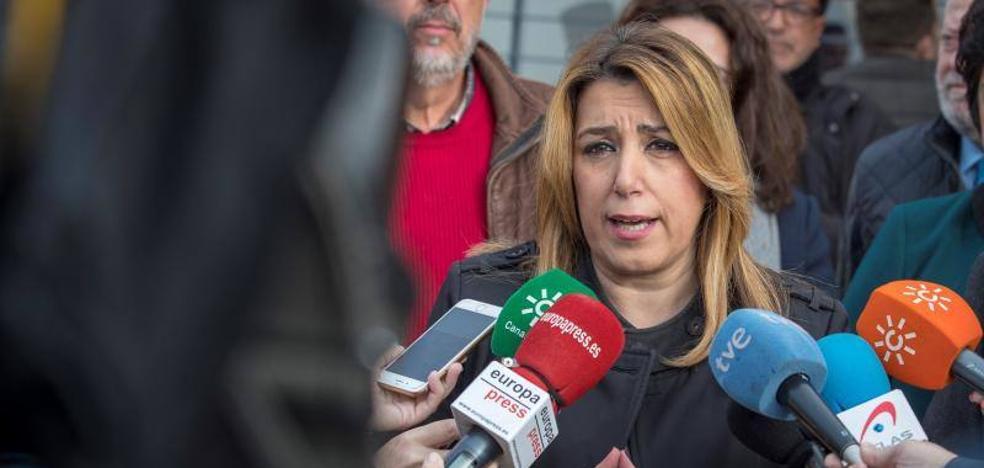 El PP pide que Susana Díaz comparezca como testigo en el juicio del 'caso ERE'